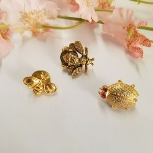 Cute VTG Bug Pins